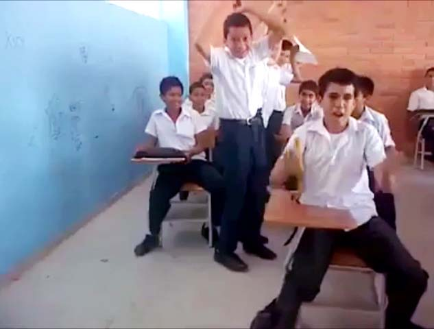 Funny School Guys – Video
