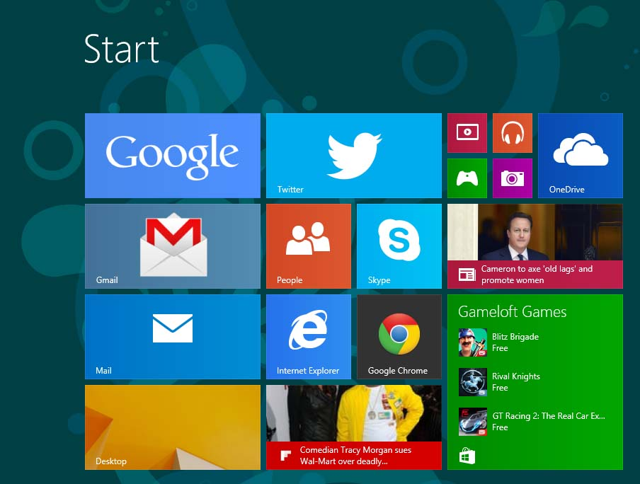 20 Essential Windows 8 Keyboard Shortcuts